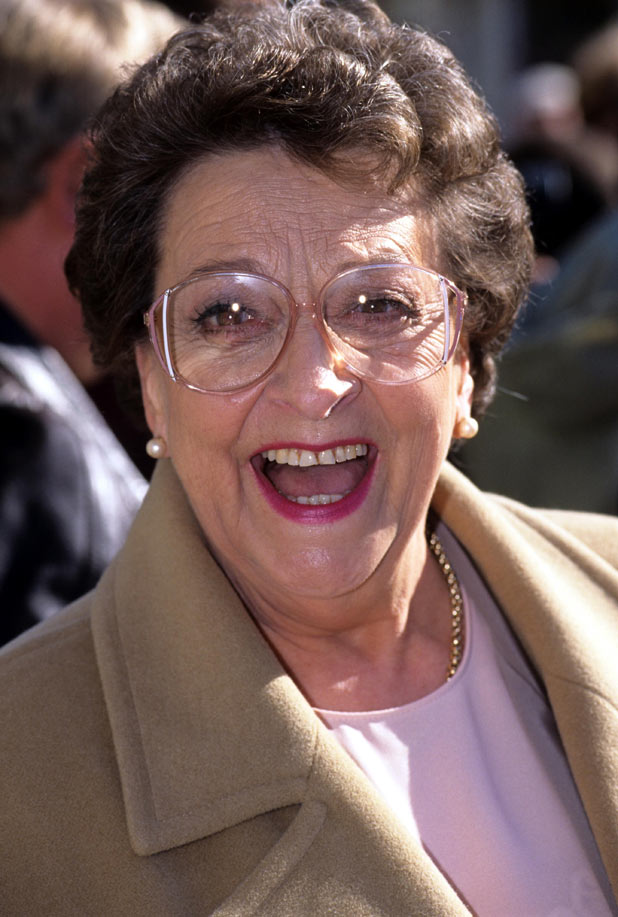 Betty in 2005