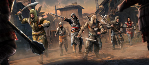 Assassin&#39;s Creed: Revelations