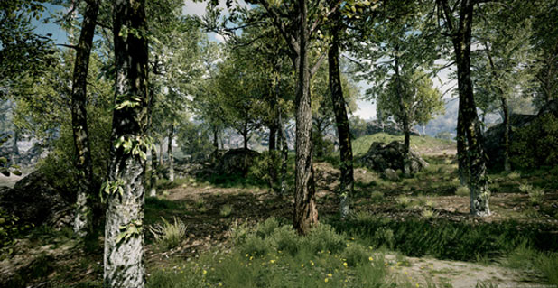 Caspian Border in Battlefield 3