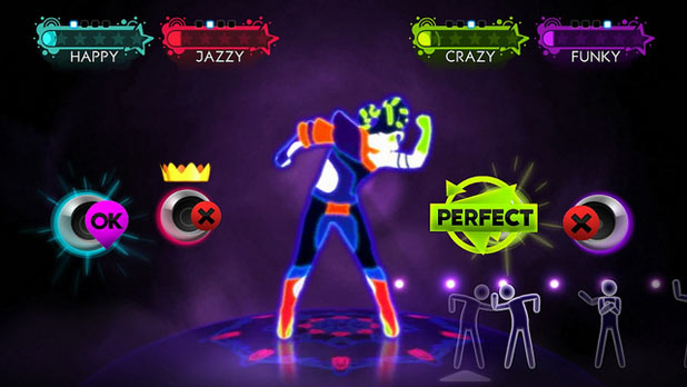 Just Dance 3  - Single Dance