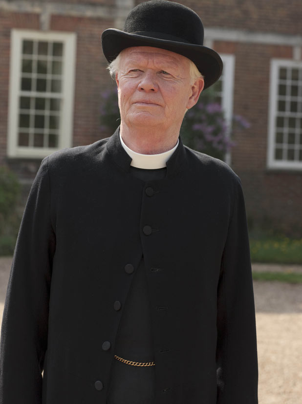 Downton Abbey Series 2 Episode 5 - Reverend Travis