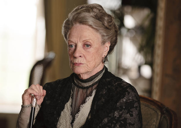 Downton Abbey Series 2 Episode 5 - Violet