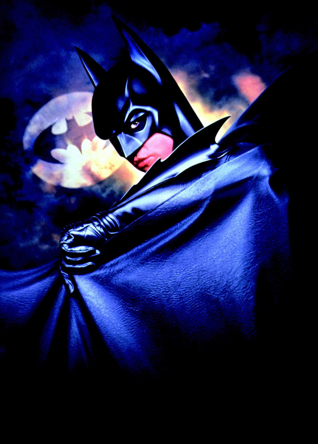 Val Kilmer as Batman