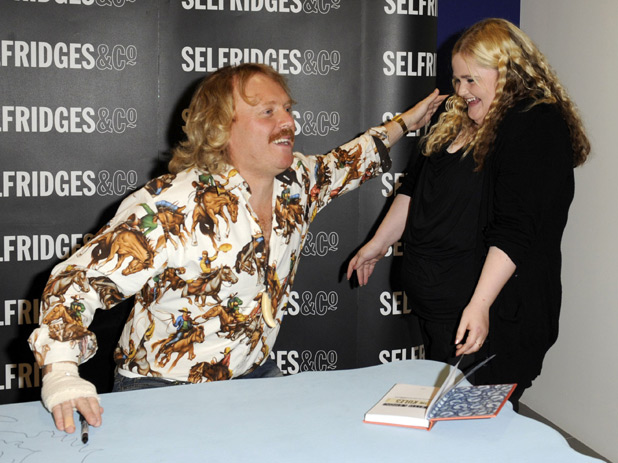 Keith Lemon 'The Rules' book signing at Selfridges, Manchester