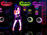 Screenshot from Just Dance 3