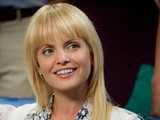 Mena Suvari returns as Heather.