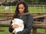 Leona Lewis' Hopefield Animal Sanctuary sponsored walk