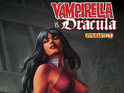 Dynamite is to release Vampirella vs. Dracula in January, 2012.