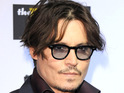 Johnny Depp explains how he talked director Bruce Robinson out of retirement.