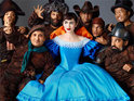 Lily Collins thought Snow White role offer in Mirror Mirror was a joke.