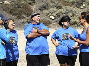 Marci and the Blue Team