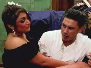 Deena and Pauly D
