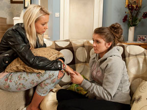 Sophie proposes to Sian