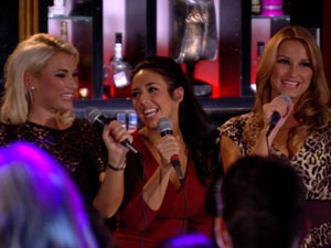 TOWIE: S03E07: Billie, Peri and Sam