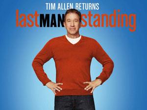 Last Man Standing (Tim Allen sitcom) poster