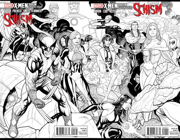 X-Men Schism