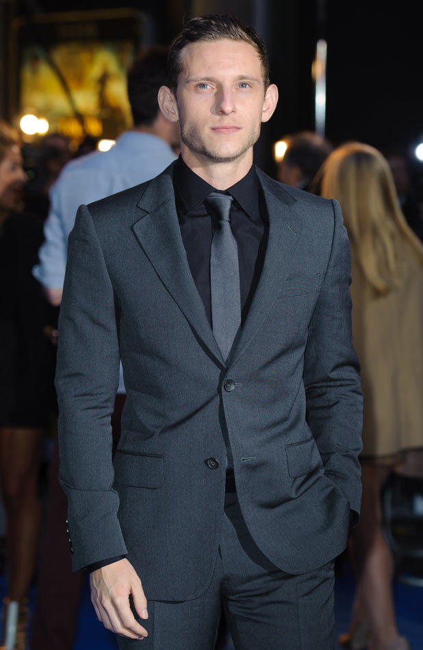 The Adventures of Tintin: Secret of the Unicorn Premiere - Jamie Bell