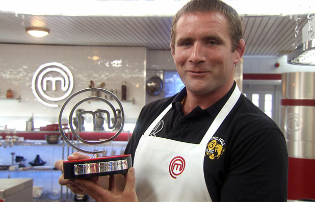 Celebrity Masterchef Final 2011 Phil Vickery
