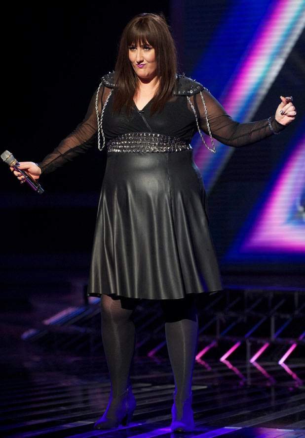 Sami brooks x-factor