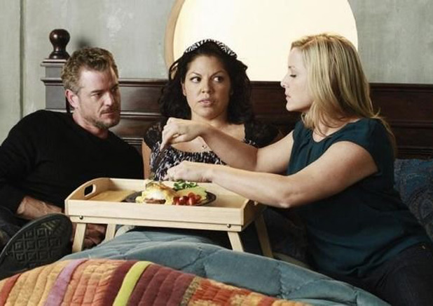 Mark, Callie and Arizona