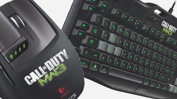 Call Of Duty: Modern Warfare 3 Mouse and keyboard