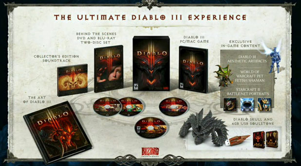 'Diablo 3' collectors edition