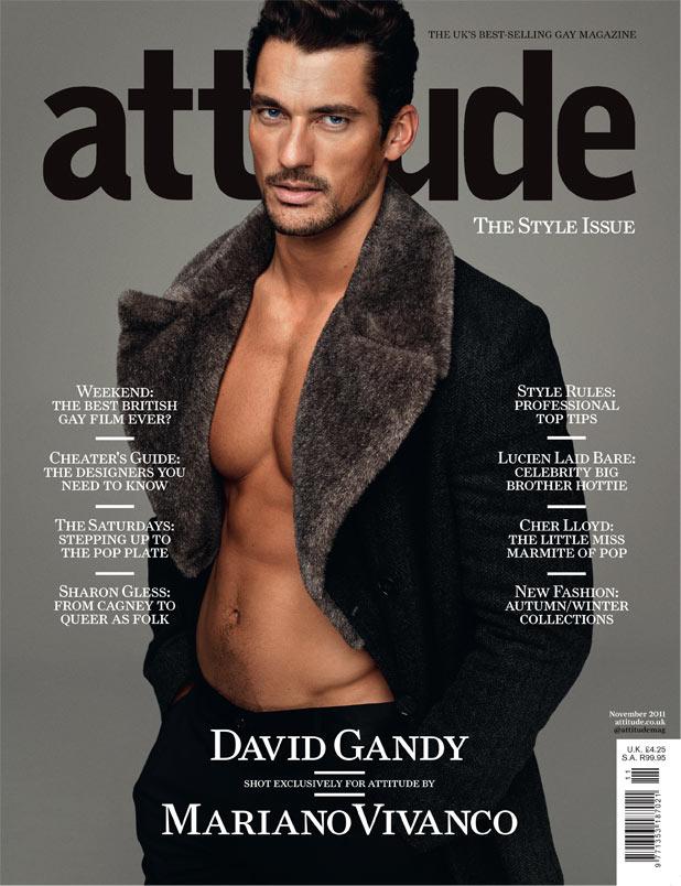 Attitude November 2011 Cover