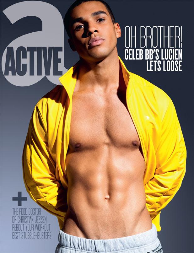 Attitude Active November 2011 Cover