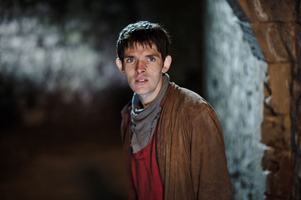 Merlin (COLIN MORGAN)