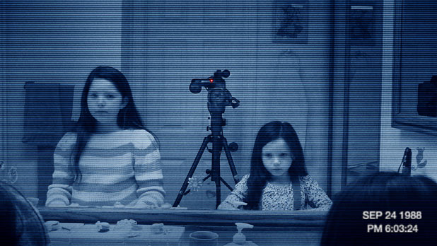 Paranormal Activity 5 Release Date Uk