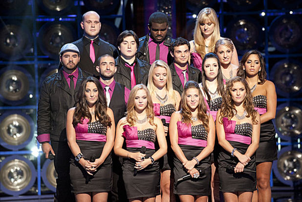 The Sing-off 2011 Episode 5: Eliminated group 2, The Deltones