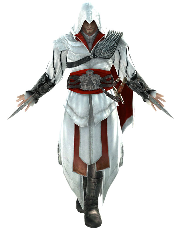 Ezio in 'Soul Calibur V'