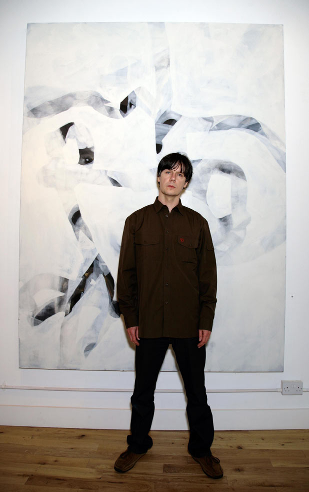 'John Squire: New Work' launch