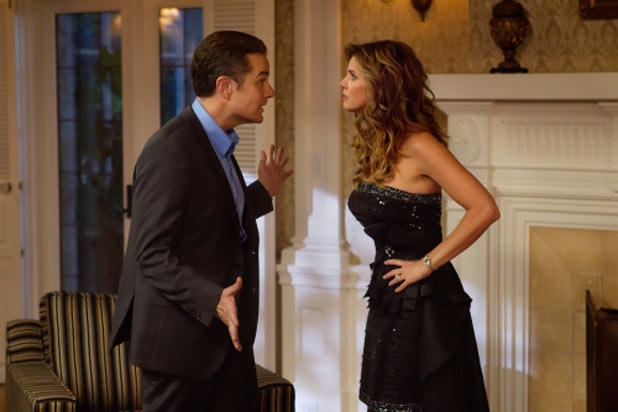 Charisma Carpenter as Maggie and James Marsters as Don