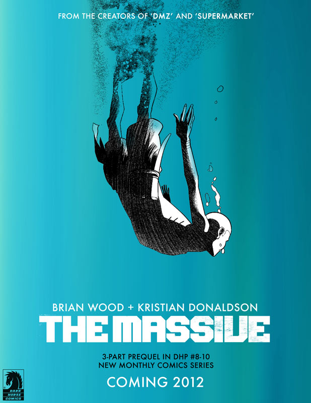 Brian Wood and Kristian Donaldson's 'The Massive'
