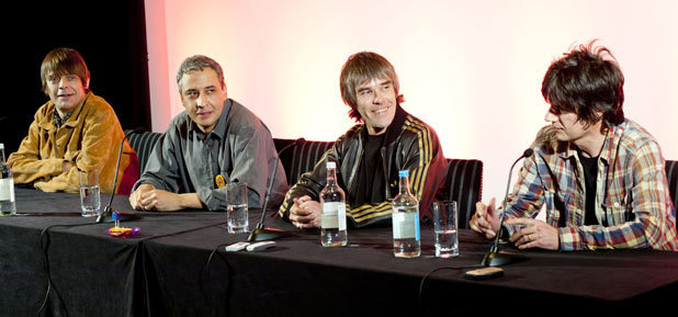 The Stone Roses reunion