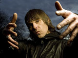 Ian Brown in Holland Park, London, 2009
