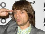 Mani from Stone Roses wins the MOJO classic album award at the MOJO Honours List 2010