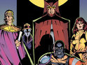 Artist Amanda Conner is rumoured to be working on DC's Watchmen prequel.
