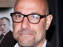 Stanley Tucci praises his Hunger Games co-stars.