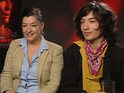 Lynne Ramsay and Ezra Miller tell Digital Spy about new drama We Need to Talk About Kevin.