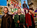 "Chris Martin says that Coldplay are referred to as a ""s**t Radiohead""."