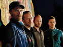 Coldplay perform a rendition of Rihanna's 'We Found Love' in the Live Lounge.