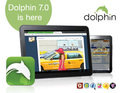 Mobotap's Dolphin Browser version 7.0 is released for Android devices.