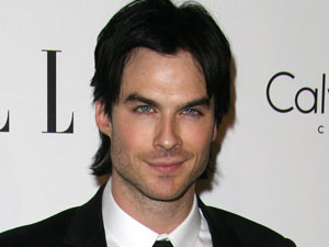 18th Annual Women in Hollywood Tribute: Ian Somerhalder