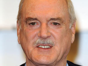 John Cleese - The English comedian and actor will celebrate his 72nd birthday on Thursday.