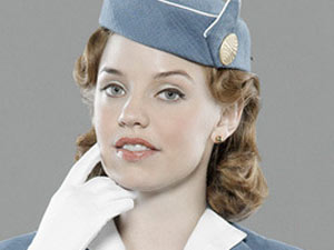 Pan Am: Kate Cameron (Kelli Garner)