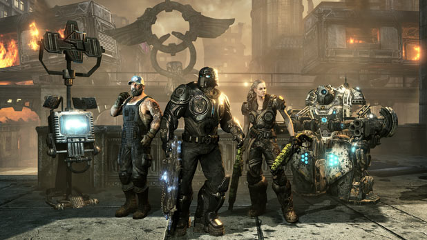 Gears of War 3 Horde Command Pack