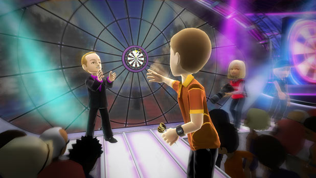 Kinect Sports: Season Two - Darts