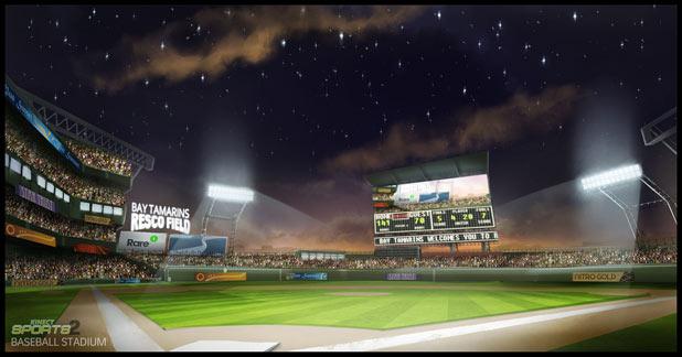 Kinect Sports: Season Two - Baseball